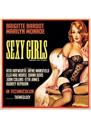 Various Artists - Sexy Girls (Music CD)