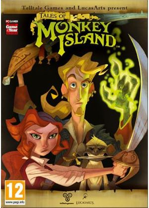 Tales of Monkey Island - Collector's Edition (PC DVD)