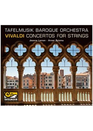Vivaldi: Concertos for Strings (Music CD)