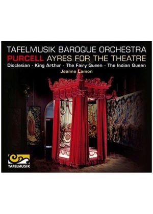 Henry Purcell: Ayres for the Theatre (Music CD)