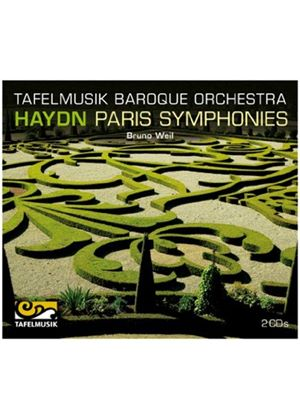 Haydn: Paris Symphonies (Music CD)