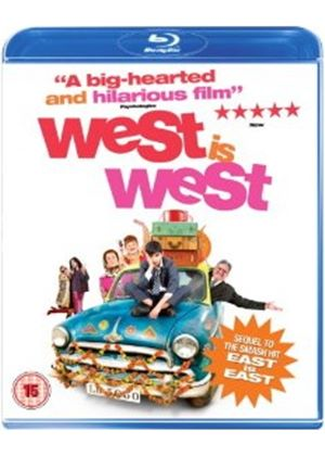 West Is West (Blu-Ray)