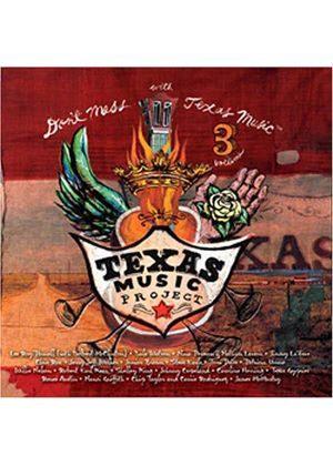 Various Artists - Don't Mess with Texas Music, Vol. 3 (Music CD)