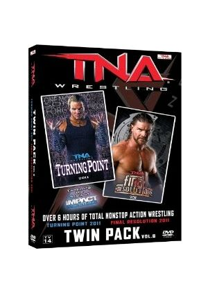 TNA Wrestling Twin Pack: Turning Point 2011 & Final Resolution 2011