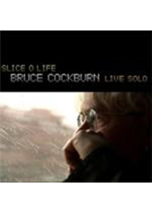 Bruce Cockburn - Slice Of Life (Live Solo) (Music CD)