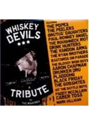 Various Artists - Whiskey Devils (A Tribute to the Mahones) (Music CD)