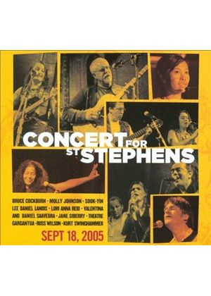 Various Artists - Concert For St. Stephen's (Live Recording) (Music CD)