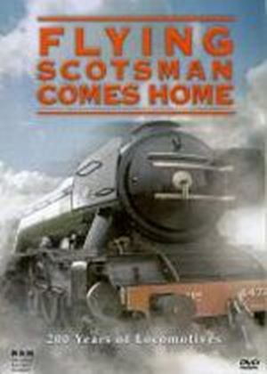 Flying Scotsman Comes Home