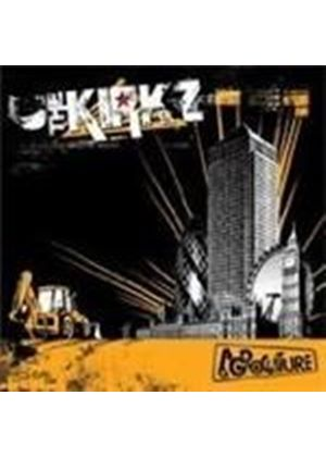 Kirkz (The) - Agroculture (Music CD)