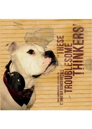 Various Artists - TNS, Vol. 3 (These Troublesome Thinkers) (Music CD)