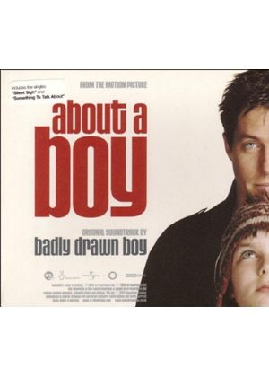 Original Soundtrack - About A Boy (Badly Drawn Boy) (Music CD)