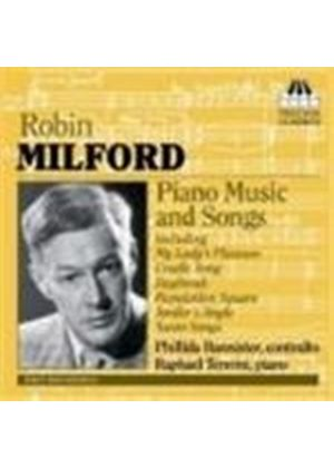 Milford: Piano Works & Songs
