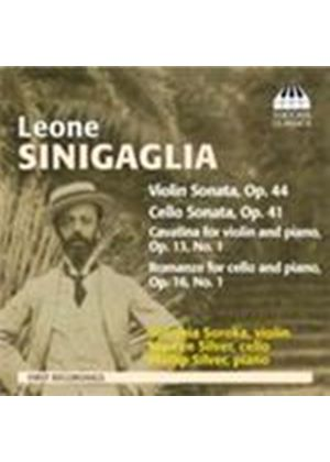 Sinigaglia: Chamber Works (Music CD)