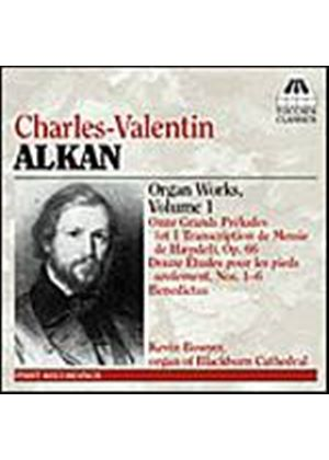 Charles-Valentin Alkan - Organ Works Volume 1 (Bowyer) (Music CD)