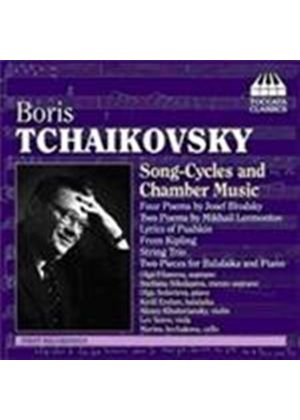 Tchaikovsky, B: Song Cycles & Chamber Music (Music CD)