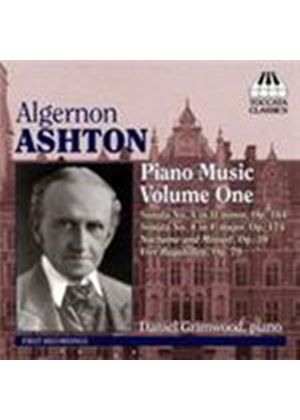 Ashton: Piano Works, Vol 1 (Music CD)