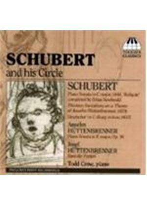 Franz Schubert - Schubert And His Circle - Piano Works (Crow) (Music CD)
