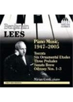 Lees: Piano Works 1945 - 2005