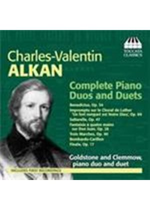 Alkan: Complete Piano Duos and Duets (Music CD)