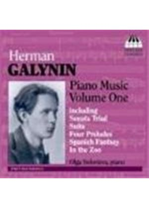Olga Solovieva - Herman Galynin - Piano Music Vol.1