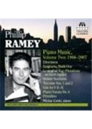 Ramey: Piano Works Vol 2