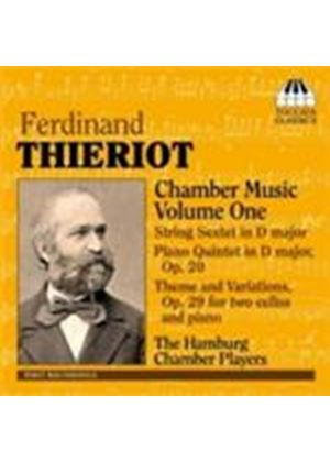Thieriot: Chamber Music, Vol 1 (Music CD)