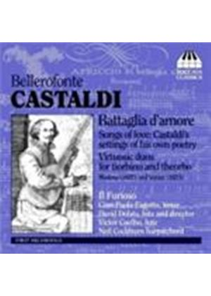 Castaldi: Songs of Love (Music CD)
