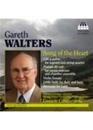 Walters: Song of the Heart (Music CD)