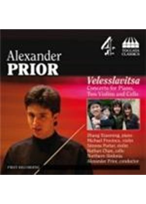 Prior: Velesslavitsa (Music CD)