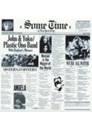 John Lennon And Yoko Ono - Sometime In New York City [Limited Mini-Vinyl Replica]