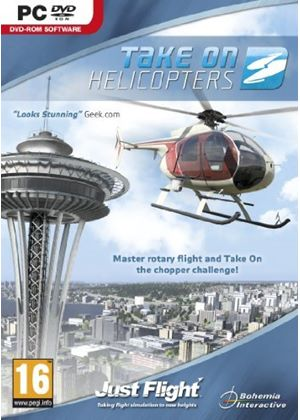 Take On Helicopters (PC DVD)