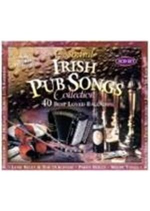 Various Artists - Essential Irish Pub Songs Collection, The (40 Best Loved Ballads)