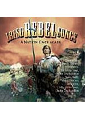 Various Artists - Irish Rebel Songs: A Nation Once Again (Music CD)