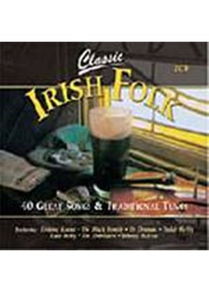 Various Artists - Classic Irish Folk (Music CD)