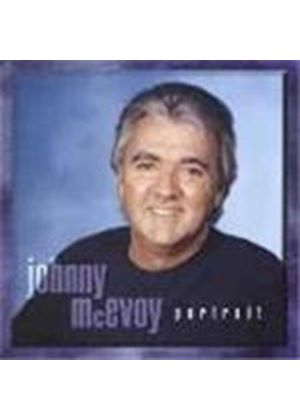Johnny McEvoy - Portrait
