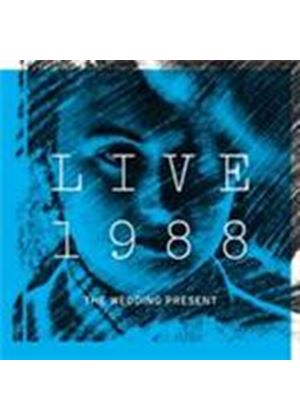 Wedding Present (The) - Live 1988 (Music CD)