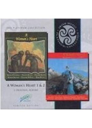 Various Artists - Woman's Heart Vol.1 & 2, A (The Platinum Collection)