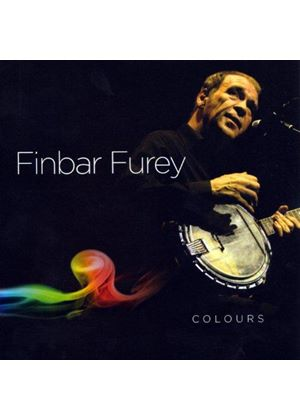 Finbar Furey - Colours (Music CD)