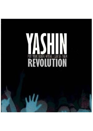 Yashin - Put Your Hands Where I Can See Them Revolution (Music CD)