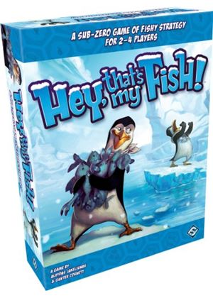 Hey That's My Fish Board Game