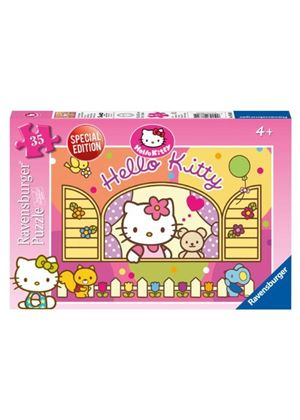 Ravensburger Puzzle Hello Kitty Home [35 pieces]