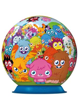 Moshi Monsters Puzzleball (72 Pieces)