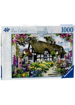 Rose Cottage 1000pc