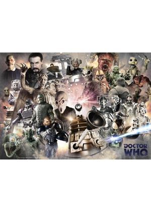 Ravensburger Doctor Who Collectors Edition Jigsaw Puzzle (1000 Pieces)