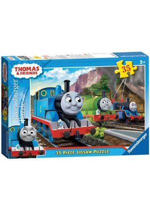 Thomas And Friends Emergency 35 Piece Puzzle