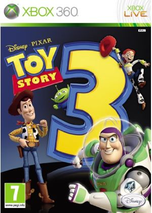 Toy Story 3 - The Video Game (XBox 360)
