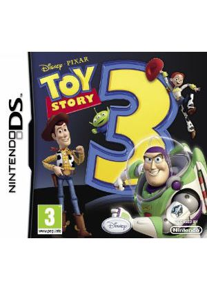 Toy Story 3 - The Video Game (Nintendo DS)