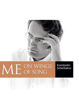 Me on Wings of Song (Music CD)
