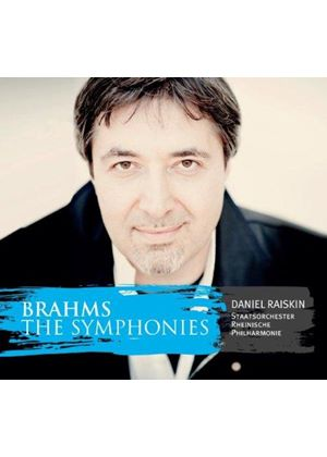 Brahms: The Symphonies (Music CD)