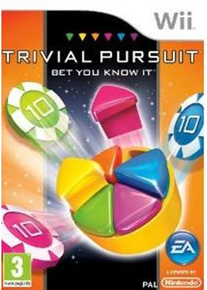 Trivial Pursuit - Bet You Know It (Wii)